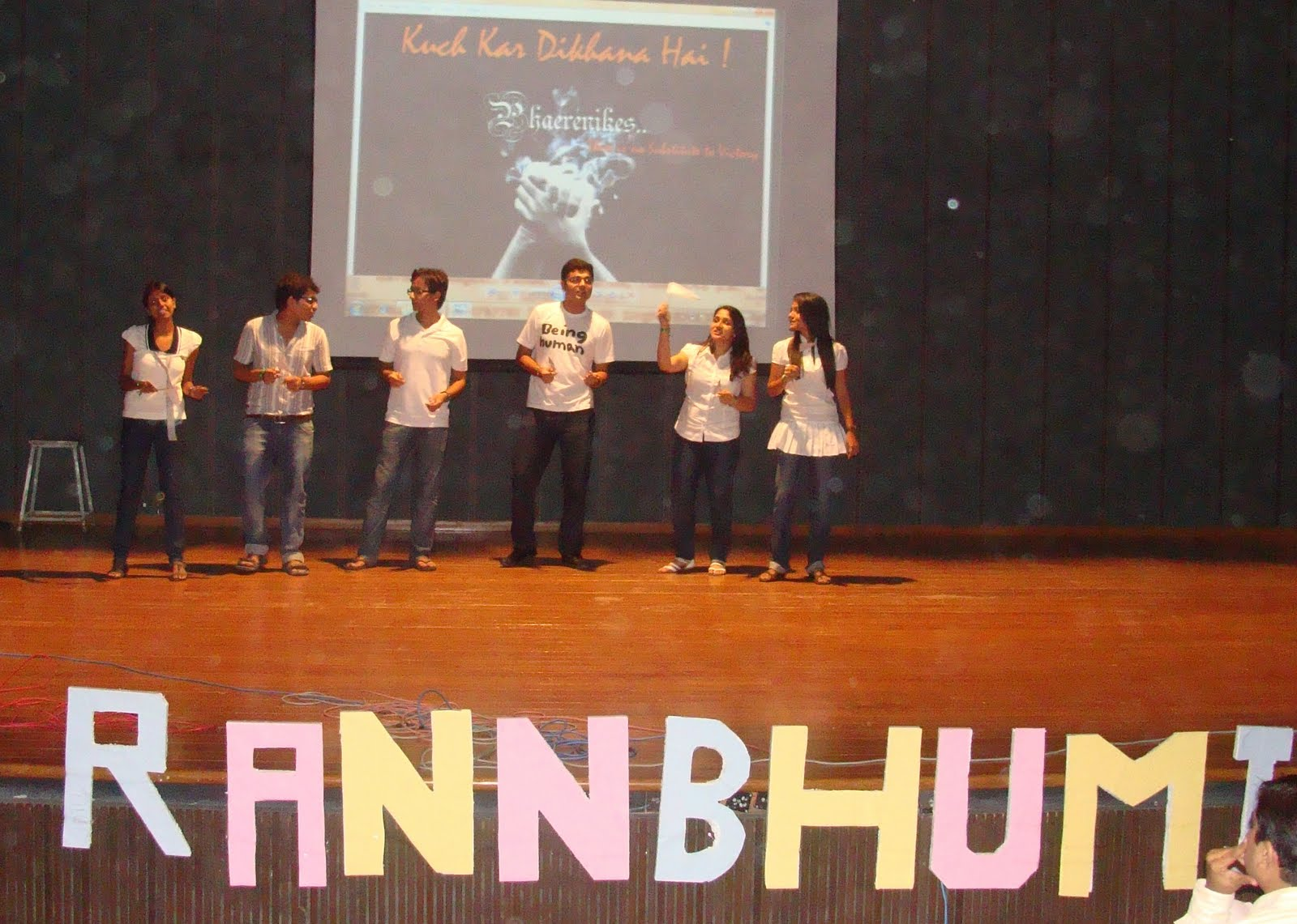 rannbhumi the battlefield � institute of management