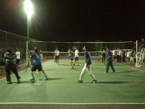 Volley Ball - Ice Breaking