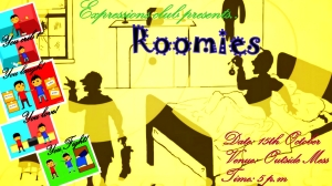 Roomies poster