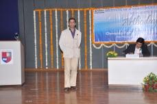 Mr Arun Uday - Principal Headland Fund