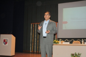 Mr. Ragothman Rao, Global Senior Quality Manager for Power Products, ABB Switzerland AG