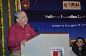 Dr. Ravindra Dholakia, Professor, Indian Institute of Management, Ahmedabad