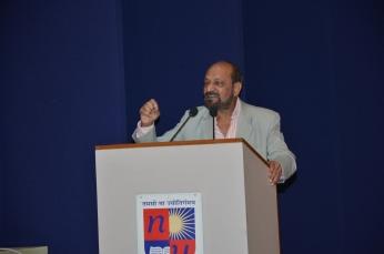 Dr. Dinesh Awasthi, Director, Entrepreneurship Development Institute (EDI), Gandhinagar