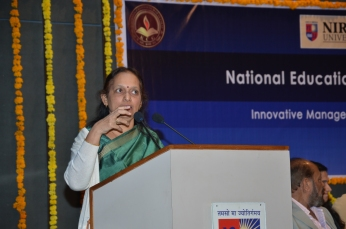 Dr. Jeemol Unni, Director, Institute of Rural Management, Anand (IRMA)