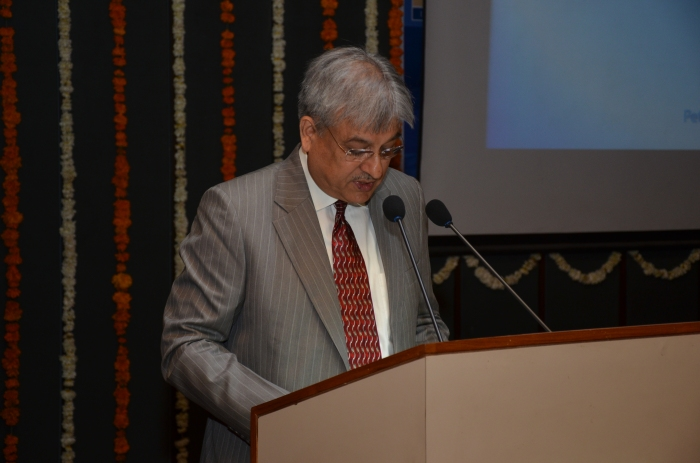 Dr Dilip Nachane – Member of Prime Minister's Economic Advisory Council (PMEAC)