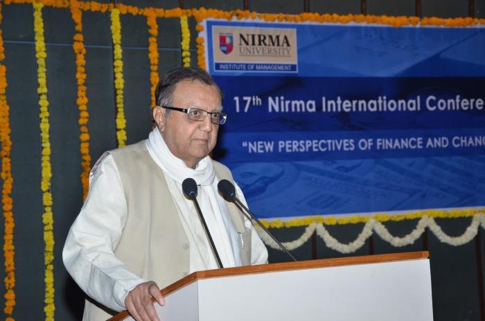 Dr. Bharat Gariwala, Chairman, Gujarat State Third Finance commission, Gandhinagar