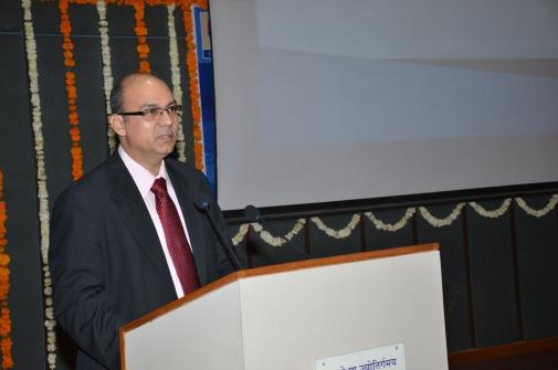 Mr. Rajesh Tulsiani, CFO, ABG Shipyard Ltd
