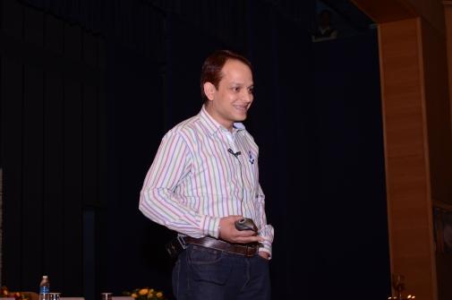 Mr Kunal Sharma - VP (Marketing), Pepsico