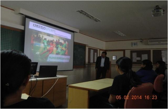 Mr Sukhvinder Singh - MD, Libero Sports India