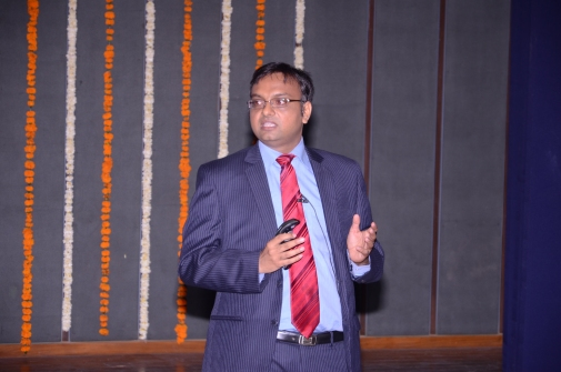 Mr Sachin Gupta - Co-founder and Director, Varhad Capital