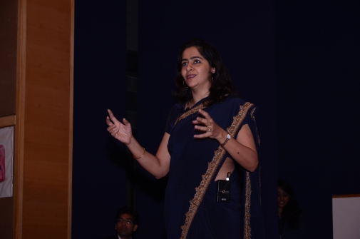 Ms Sonal Ramrakhiani - Senior Client Partner, TCS
