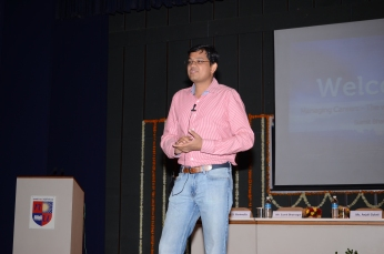 Mr Sumit Bhatnagar - Director HR (Asia), Dell