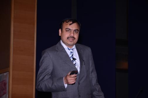 Mr Vikram Gupta - Innovation Head, LGSoft India