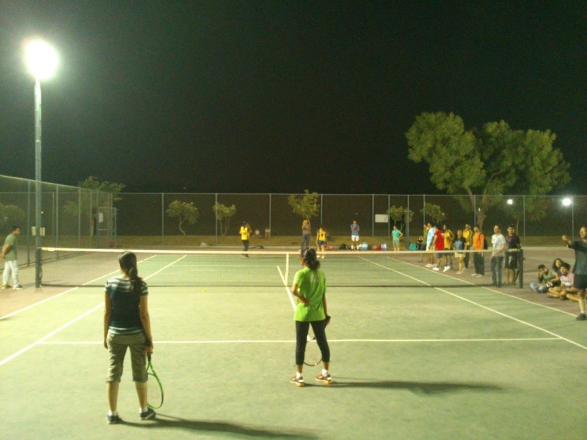 Ice Breaking Tournament Tennis