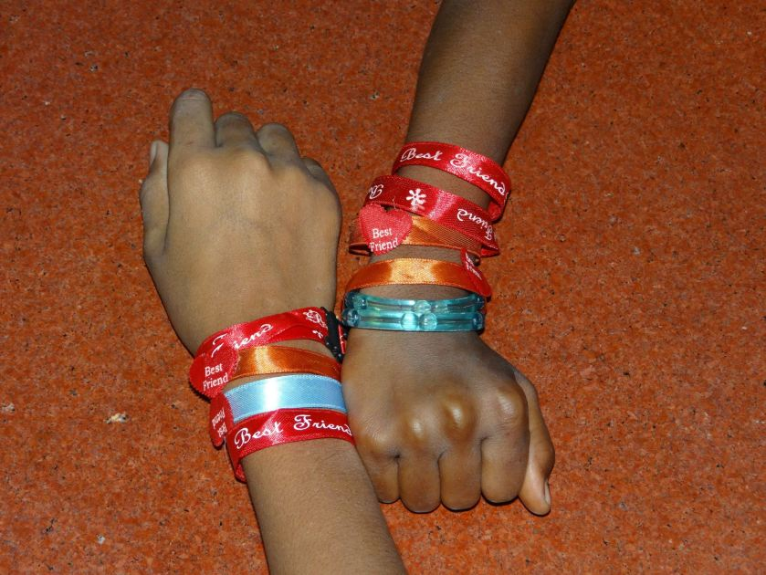 Friendship Day - Saral and Rotaract