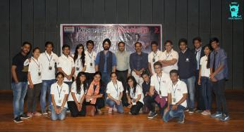 Angad Singh Ranyal at IMNU