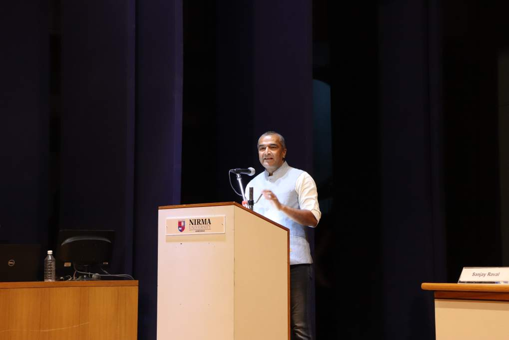 Mr. Sanjay Raval-
